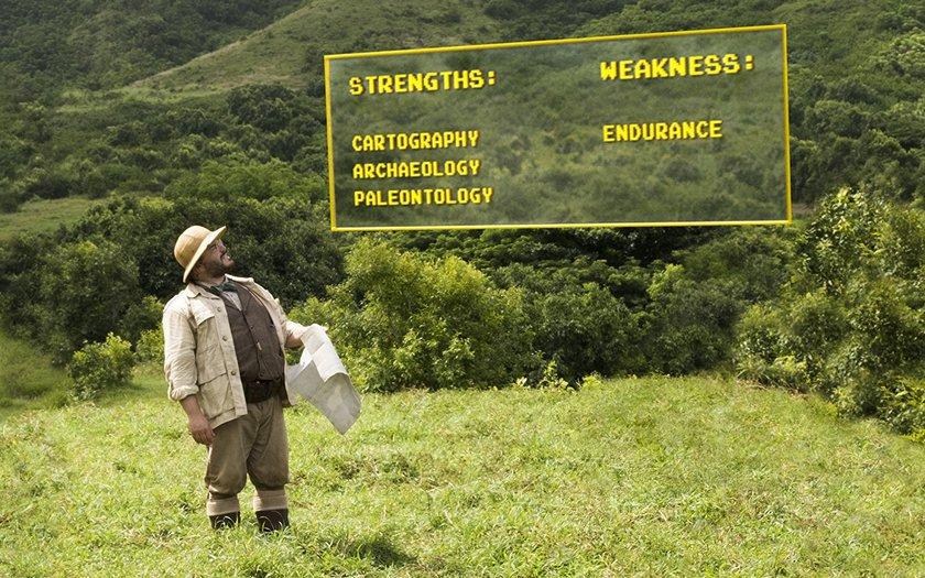 Jumanji – Bem-vindo à selva