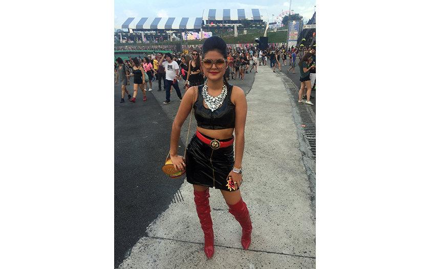 #Looks Lollapalooza 2018