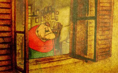 A Casa de Pequenos Cubinhos – 12 min