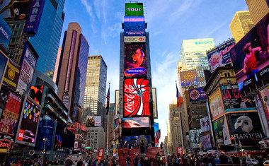 Times Square | Nova York, Estados Unidos