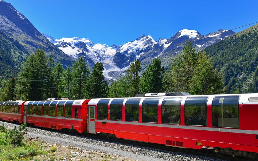 Bernina Express | Suíça