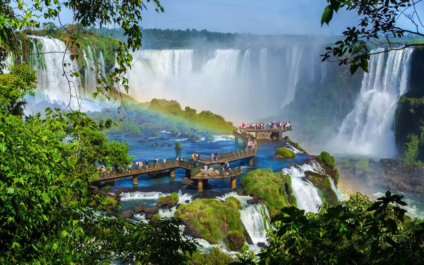 Tríplice Fronteira   Argentina, Brasil e Paraguai