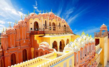Palácio Central, Jaipur | Índia