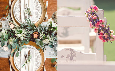 House Wedding: conheça os detalhes do casamento que está virando tendência