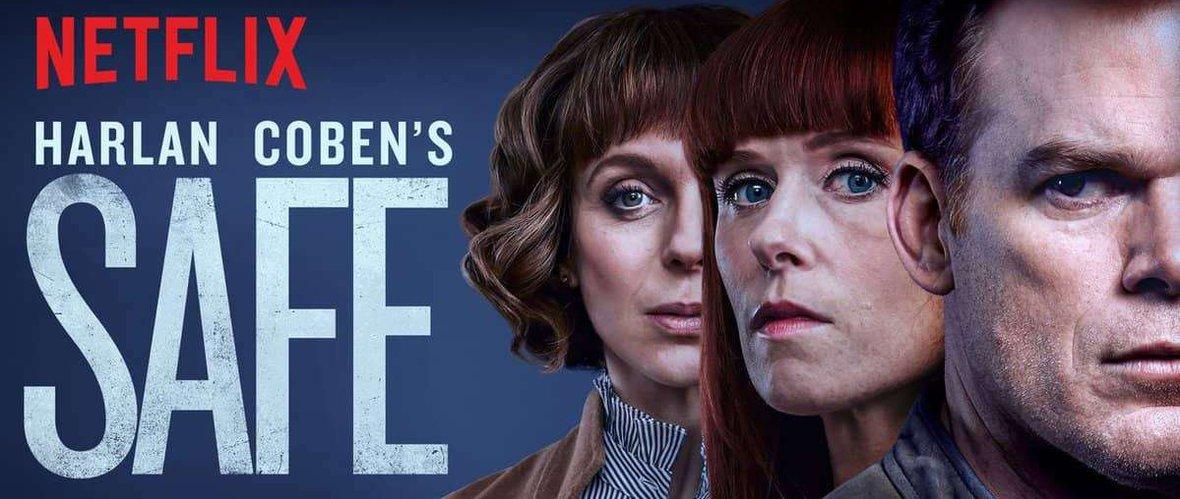 5 motivos para ver a série 'Safe', novo suspense da Netflix