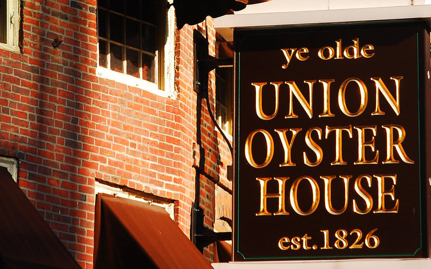 Union Oyster House, Estados Unidos