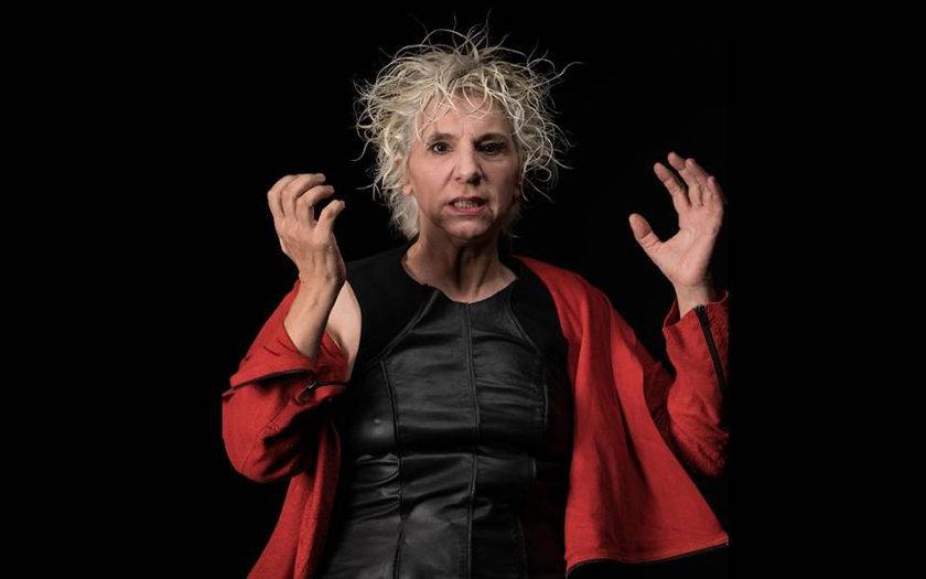 Denise Stoklos em Extinção