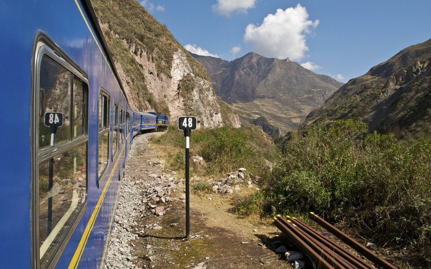Machu Picchu Train | Peru