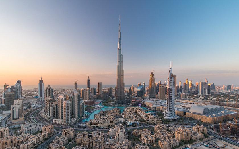 1. Burj Khalifa | Dubai, Emirados Árabes Unidos