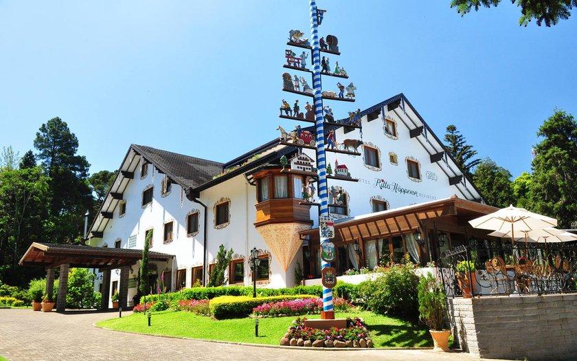 HOTEL RITTA HOPPNER (GRAMADO)