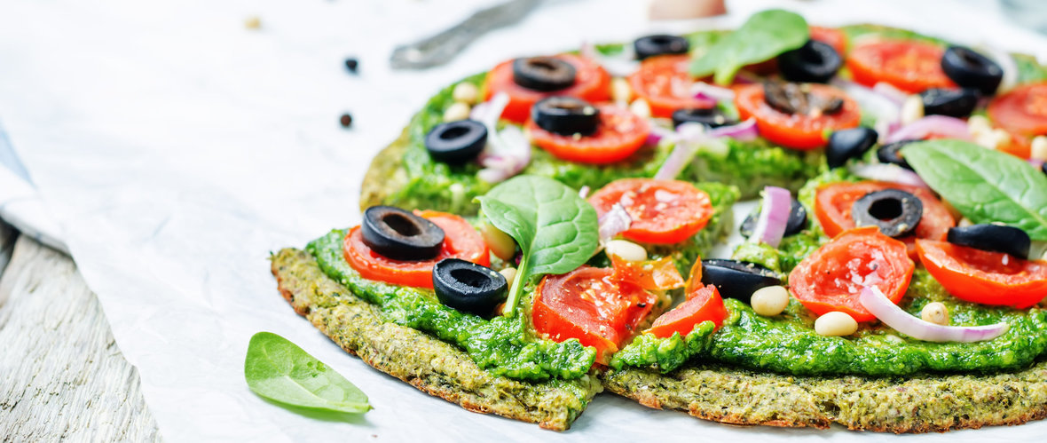 3 Receitas de Pizza Low Carb Pinterest.com 3