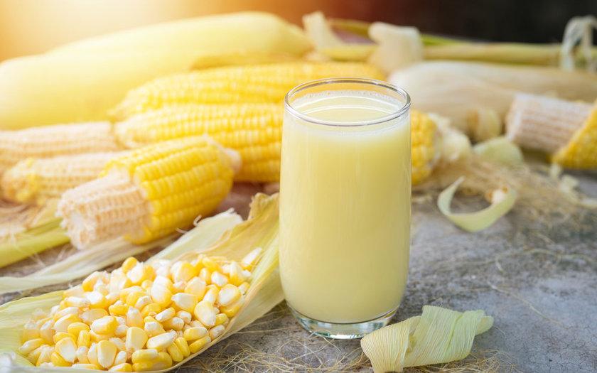 Suco de Milho Funcional