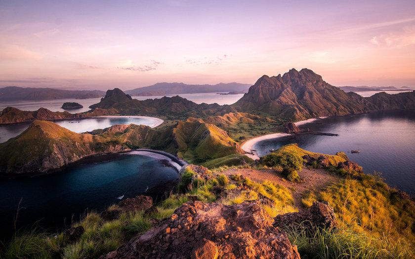 Ilha de Komodo   Indonésia