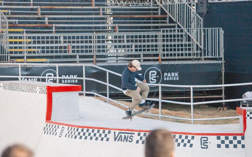 Pista de Skate da Vans