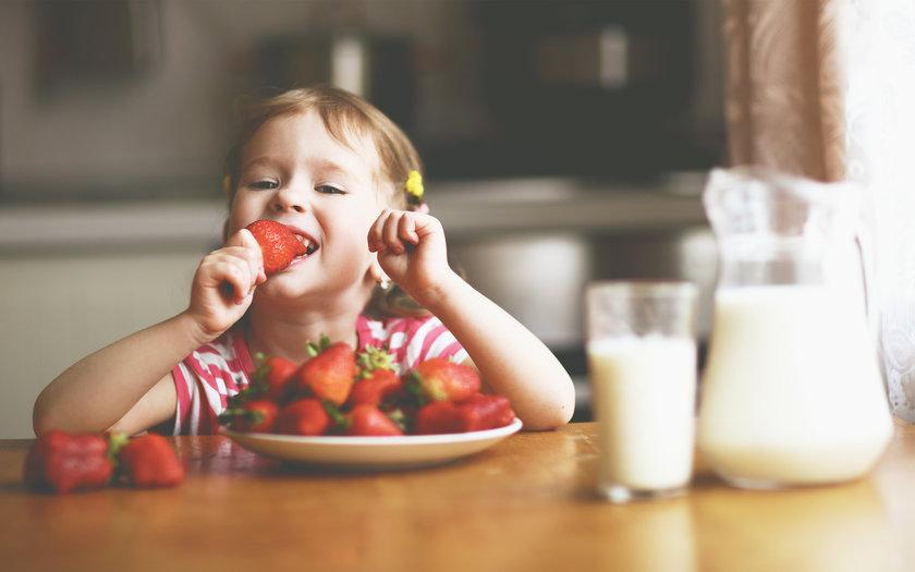 Coma mais frutas
