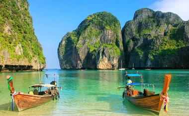 Ilhas Phi Phi | Tailândia