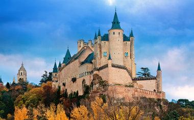 Alcácer de Segóvia | Segóvia, Espanha