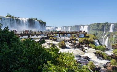 Cataratas do Iguaçu | Brasil e Argentina