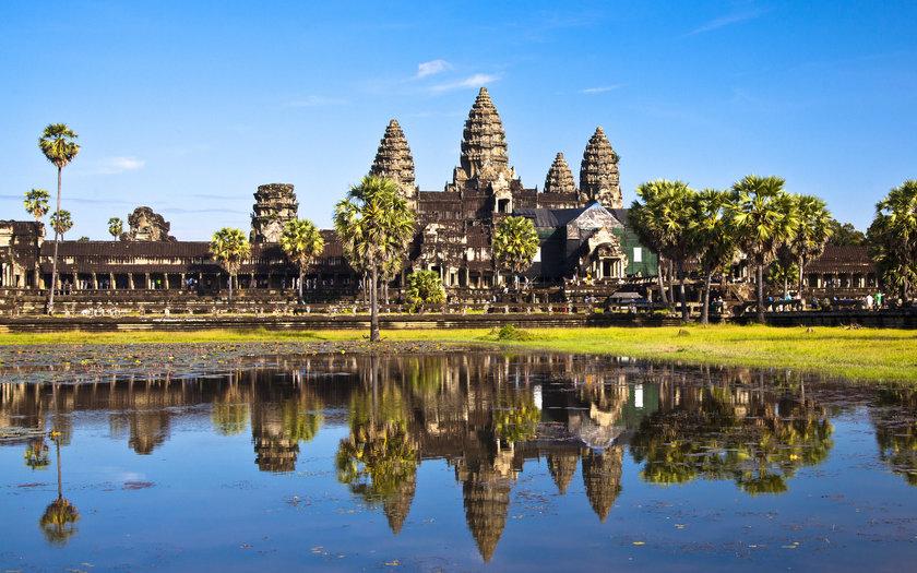 Angkor Wat | Camboja