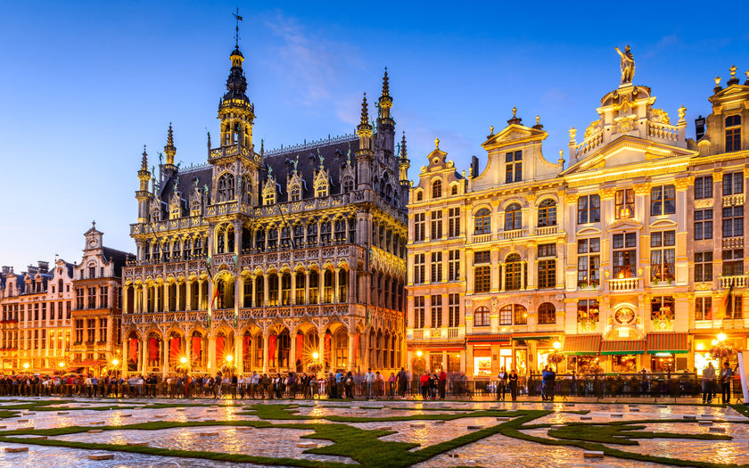 Grand-Place | Bruxelas