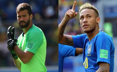 Copa do Mundo de 2018: conheça o Instagram dos jogadores da Seleção Brasileira