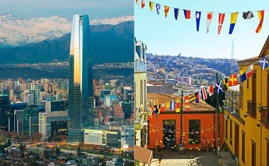 SANTIGO | VALPARAÍSO (CHILE)