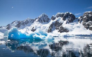 Visite a Antártica