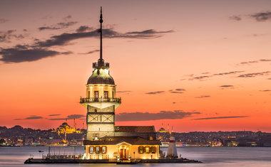 Torre de Leandro | Turquia