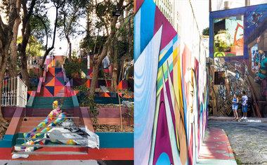 9 lugares para apreciar arte ao ar livre em São Paulo