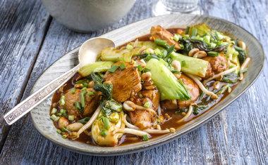 Carne Chop Suey