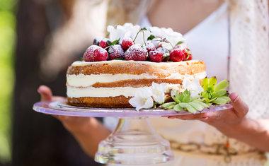 Como fazer um delicioso Naked Cake em casa