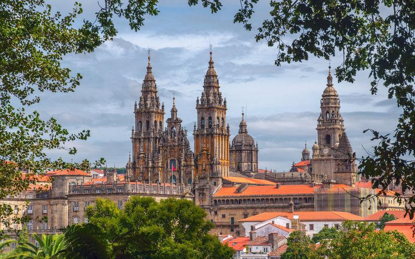 Santiago da Compostela