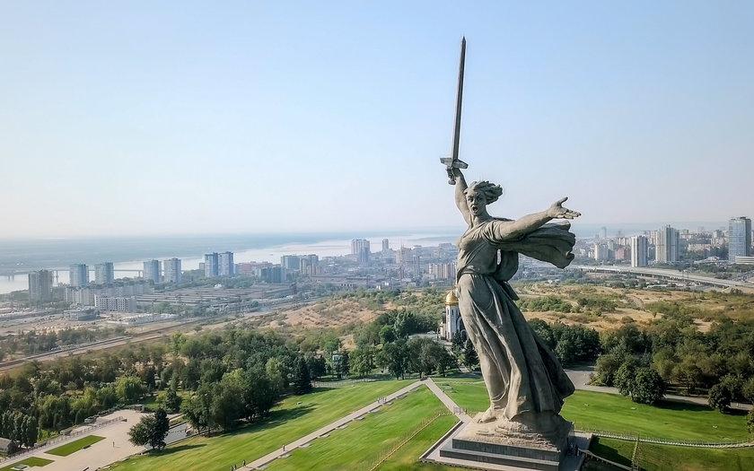 Mãe Pátria | Rússia