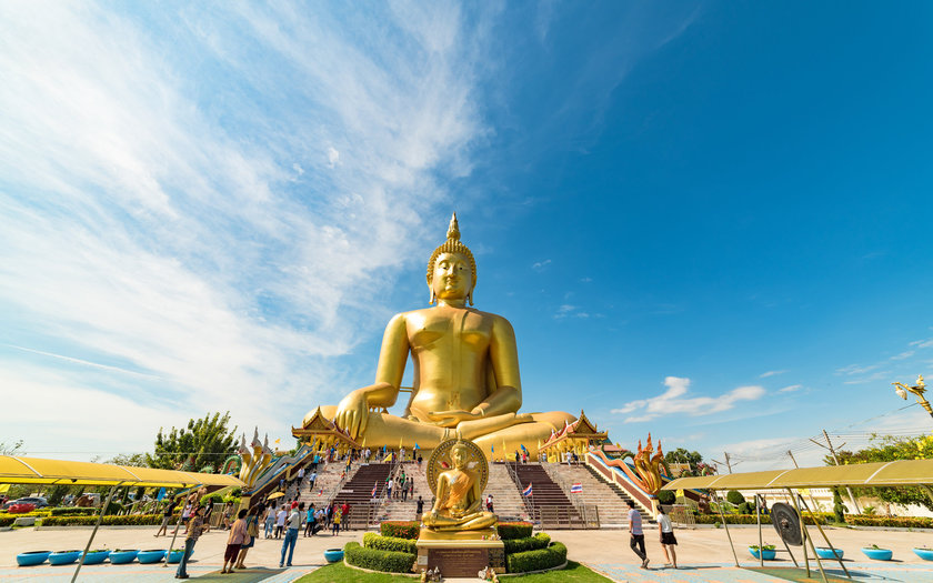 Grande Buda da Tailândia