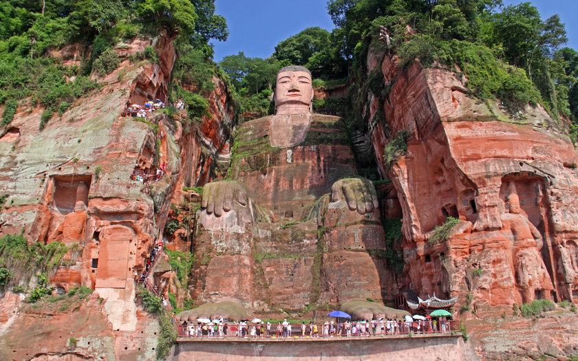 Grande Buda de Leshan | China