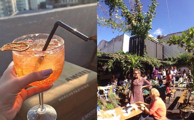 16 bares a céu aberto em São Paulo para curtir os dias ensolarados
