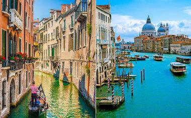 Conheça Veneza, destino na Itália que corre o risco de desaparecer