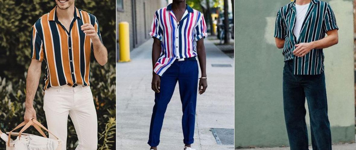 826b21614 7 tendências de moda masculina para o verão 2019