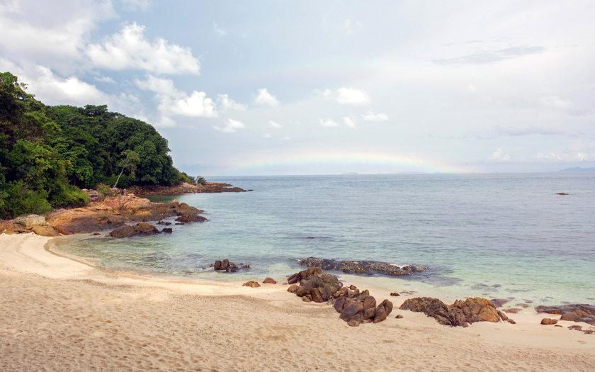 Praia do Guaiúba, Guarujá - SP