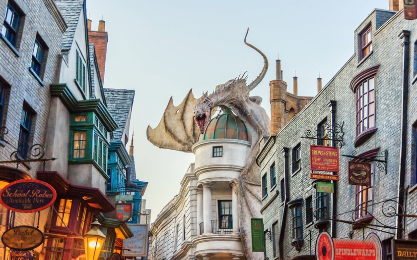 Wizarding World of Harry Potter | Orlando, Estados Unidos