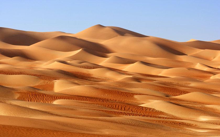 Deserto Rub' al-Khali