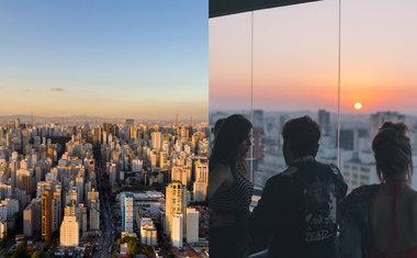 25 mirantes em São Paulo para ver a cidade de cima