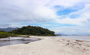 Ilha do Cardoso, Cananéia