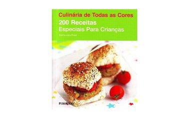 200 receitas especiais para crianças