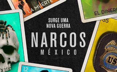 O sucesso de Narcos