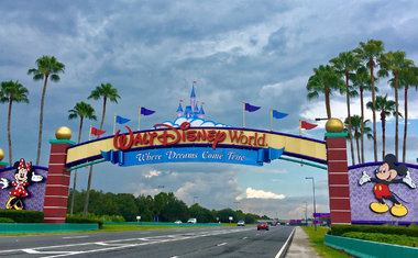 Walt Disney World' Magic Kingdom | Florida, EUA