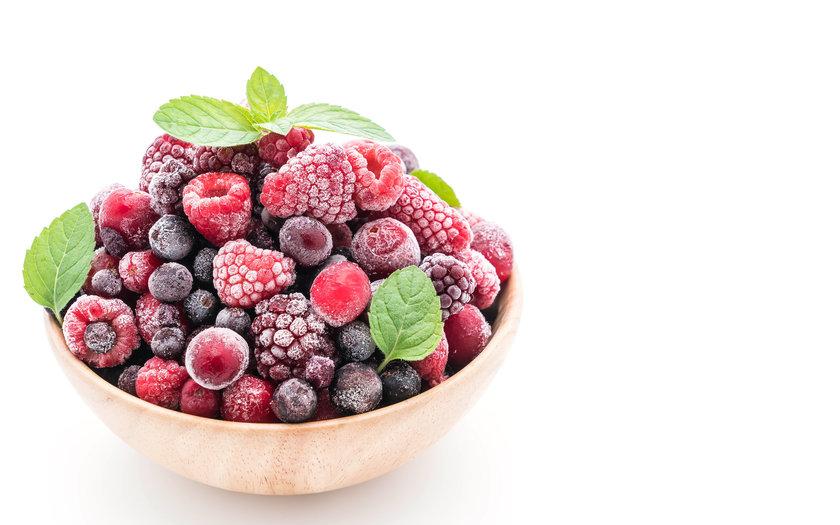 Atenção a frutas e legumes