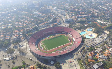 Estádio do Morumbi | São Paulo-Morumbi