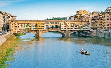 Conheça Florença, cidade italiana que é um verdadeiro museu a céu aberto