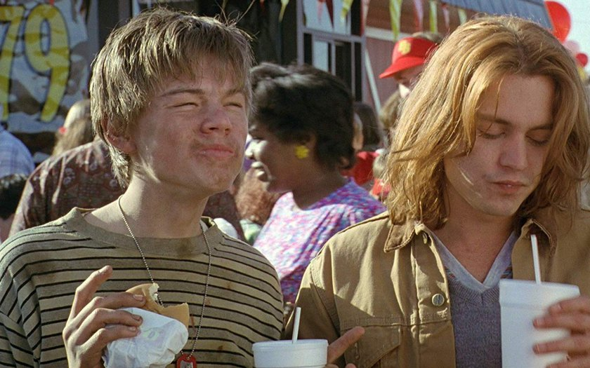 Gilbert Grape - Aprendiz de sonhador (Leonardo DiCaprio e Johnny Depp)